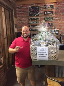 Winner of the 2nd Annual Raffle Basket Giveaway