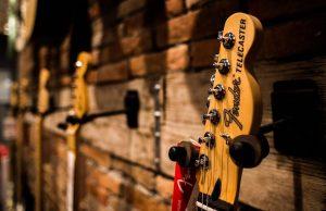 Guitars at the Garden Music School