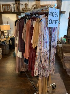 Clothing on Sale at Doxology