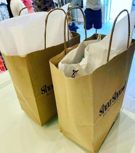 Shopping Bags from Shoo Shoo Baby