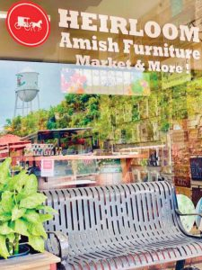 Heirloom Furniture Store Front