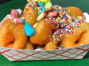 Donuts from Sir Benji's Donuts at Plant Street Market