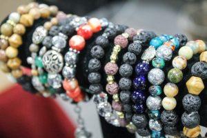 Bracelets for Sale at Plant Street Market