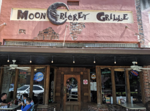 MoonCricket Grille Storefront