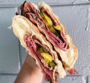 Menu Item from The Deli Downtown