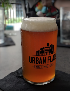 Frothy Beer from Urban Flats