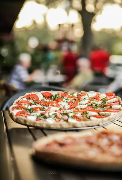 Fresh Pizza from Winter Garden Pizza Company