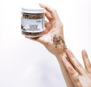 Coffee Scrub from Wildflower Beauty by Jessica