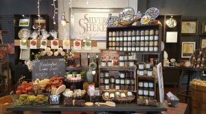 Food Items for Sale at Silver Shekel Shop