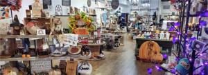 Interior of Driftwood Market