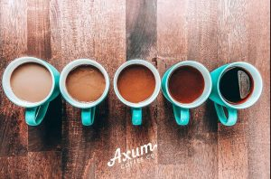 Coffee Cups from Axum Coffee