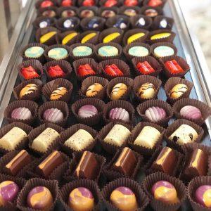 Chocolate Selection from David Ramirez Chocolates at Plant Street Market