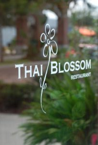 Thai Blossom Restaurant Logo