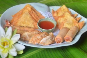 Thai Delicacies from Thai Blossom Restaurant