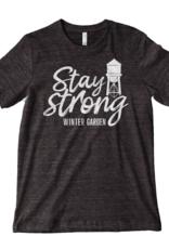 Stay Strong Winter Garden T-shirt