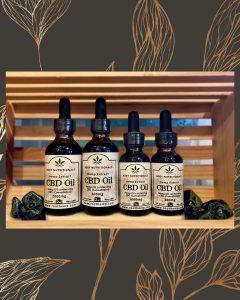 CBD Oils from Divine Wellness