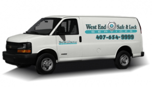 West End Safe & Lock Truck