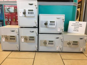 Safes from West End Safe & Lock