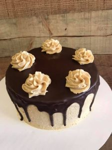 Cake from The Bulk Pantry
