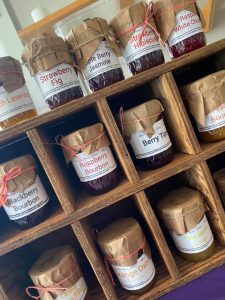 Jams and Jellies from The Bulk Pantry
