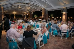 Dinner Event at the Downtown Pavilion