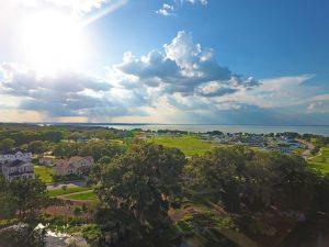 View of Lake Apopka