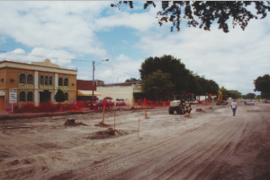 Downtown Construction from 2002