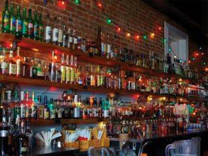Bar at Tony's Liquor