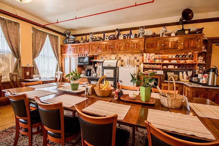 Edgewater Hotel Dining Room