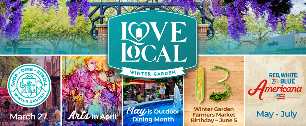 Love Local 2 Activities March-July 2021