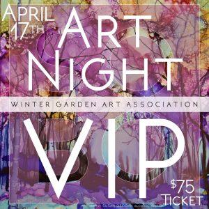 Art Night VIP