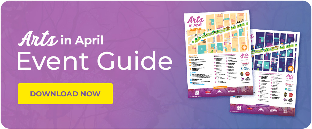 Arts in April Events Guide