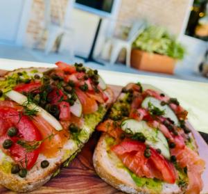 Three Birds Cafe - Sandwich