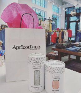 Apricot Lane gift bag