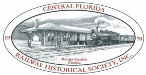 CFRHS Logo with Train Station